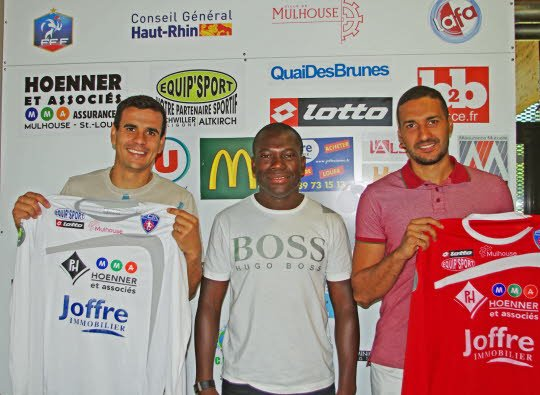 FCM: Sabri Boumelaha a signé