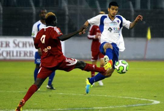 Khaled Abdelhouab, la belle promesse du FC Mulhouse