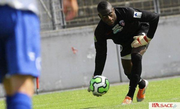FOOTBALL Siegfried Aissi-Kede : « Le FC Mulhouse n'est pas à sa place dans ce championnat »