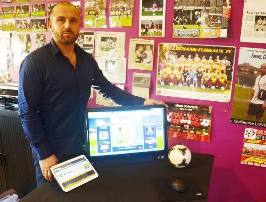 RECONVERSION Guillaume Lovergne se met au service des footballeurs amateurs