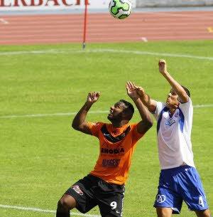 FC MULHOUSE Kerssane : « Un non-match »