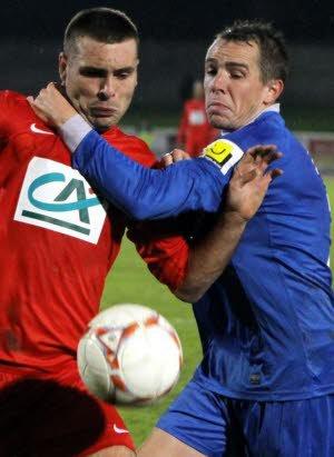 FOOTBALL FC Mulhouse : faire tourner la roue à Moulins