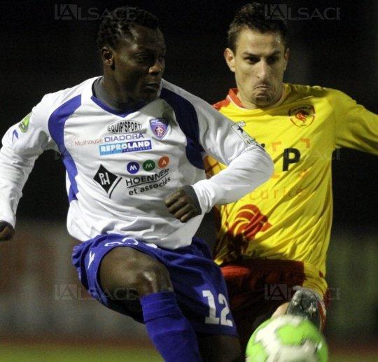 Football Le FC Mulhouse espère une confirmation face à Lyon II