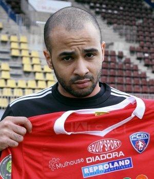 FC MULHOUSE Ali Mathlouthi : « J'ai envie de retrouver du plaisir »