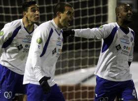 FC Mulhouse Un axe à maintenir