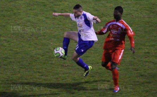 FOOTBALL Le FCM retrouve la voie