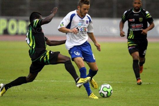 Le FC Mulhouse perd deux points et deux joueurs