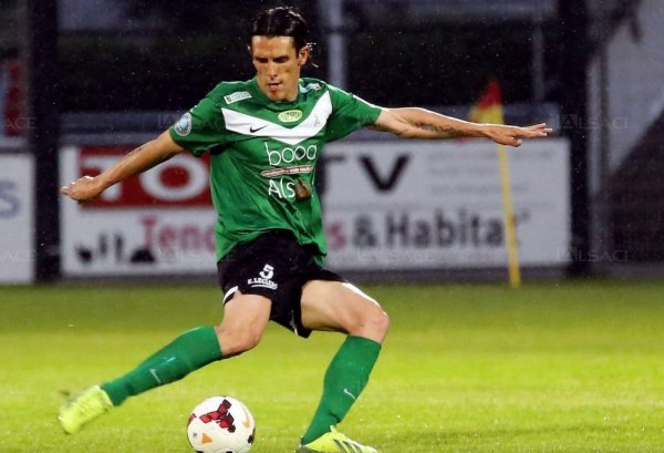FOOTBALL FC Mulhouse : Haaby prend son temps