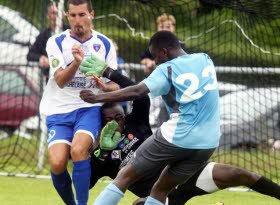 FOOTBALL Le FC Mulhouse a parfaitement contenu Epinal