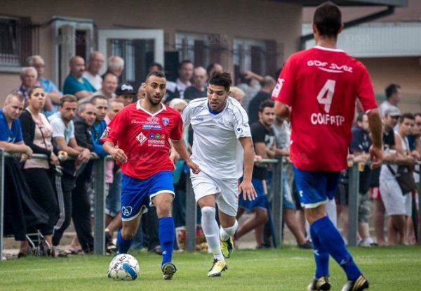 FC Mulhouse Gros plan sur Said Sakhri - Football L'invité surprise