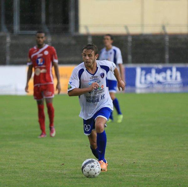 Le seize mulhousien pour Saint Etienne 16/08/2014 12:50 - FC Mulhouse - CHAMPIONNAT