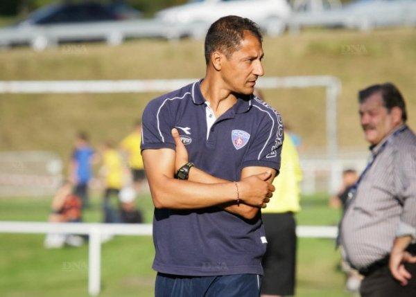 Portrait de Gharib Amzine (FC Mulhouse) Reconversion réussie