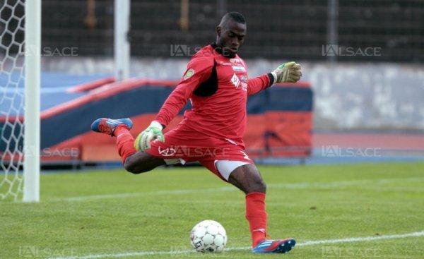 football FC Mulhouse : Aïssi-Kede ne veut pas céder