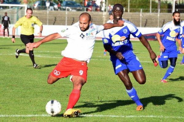 fa Zoom sur Ali Mathlouthi (FC Mulhouse) Au-delà de la ranc½ur