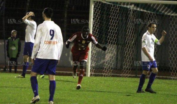 ootball FCM : une mi-temps puis le néant