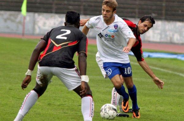 Troyes - FCM : 2-4