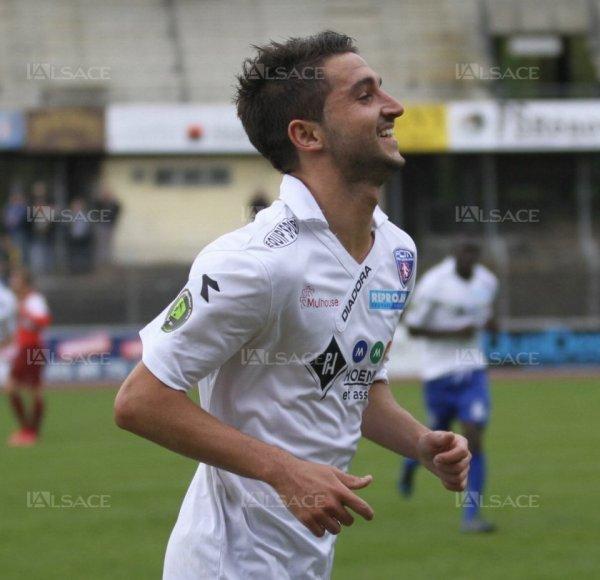 tball Le FC Mulhouse s'en sort bien