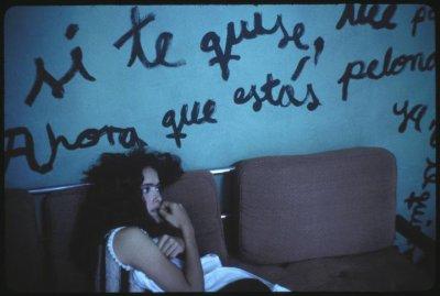 Mira que si te quise fue por el pelo, ahora que estas pelona ya no te quiero (pix : Salma Hayek dans le film Frida)