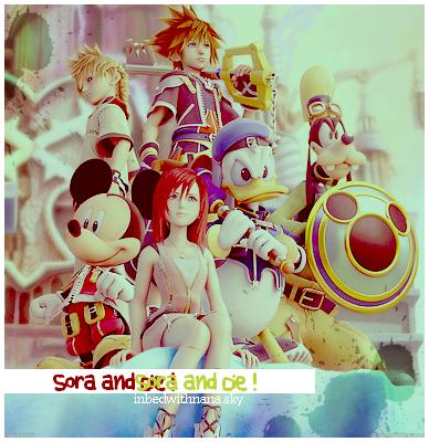 La haine,je peux plus jouer aux Kingdom Hearts car ma PS2 ne veux plus lire mes jeux PS2 :(