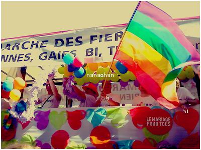 je suis une gay prideuse =)