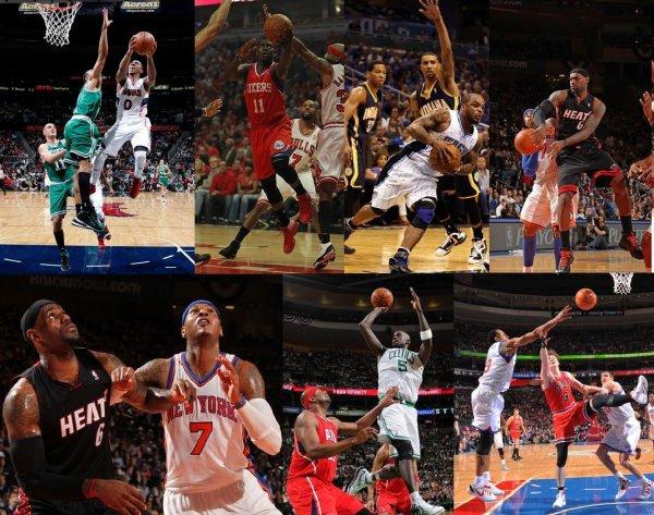Playoffs 2012 : 1er Tour Est
