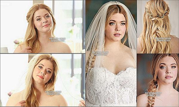Découvez un shooting photo unique de notre belle Sasha en plein essayage de robe de mariée. Sasha est tellement magnifique avec cette robe** Eh oui c'est pour son choix de sa robe de mariée. Car OUI Sasha va se mariée !!