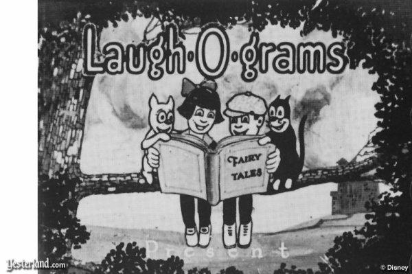 1922/1923 - Laugh-O-Gram