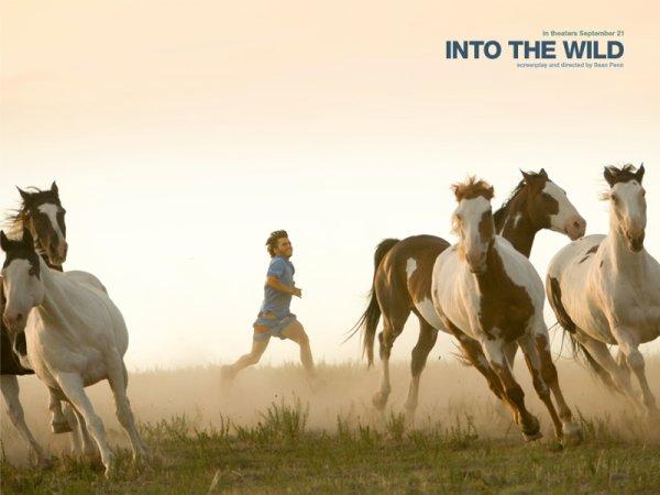 Vous avez tord de croire que la joie de vivre tient principalement aux rapports humains.    /  Into The Wild /