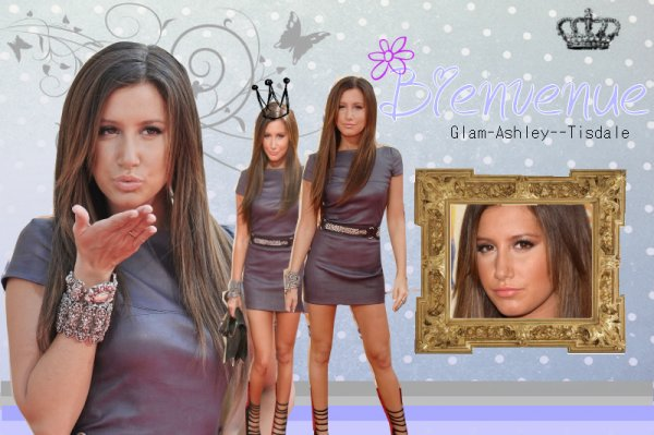 Bienvenue sur Glam-Ashley--Tisdale.skyrock.com.