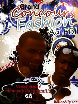 CONCOURS FASHION