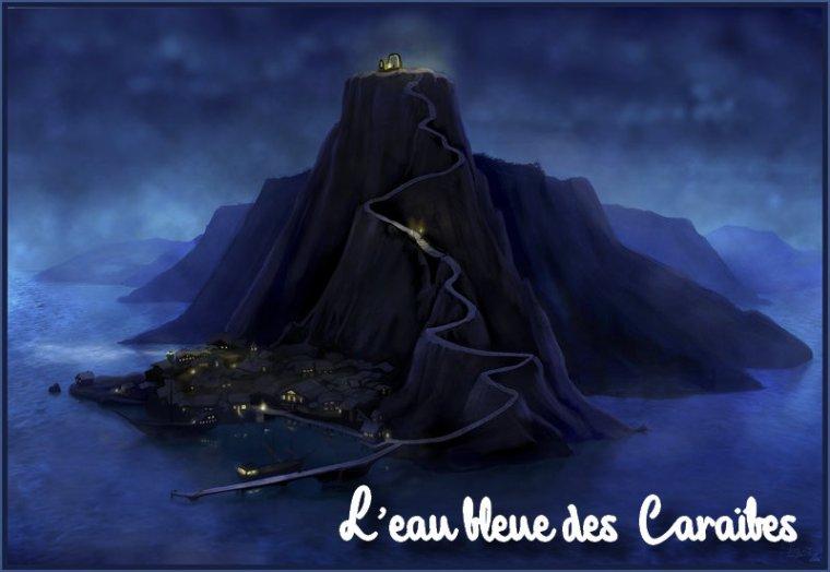 L'eau bleue des Caraibes • Chapitre 1