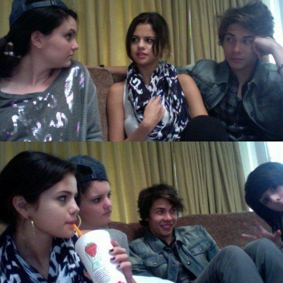 nouvelles photos personnelles de Selena datant de ses dernier jours