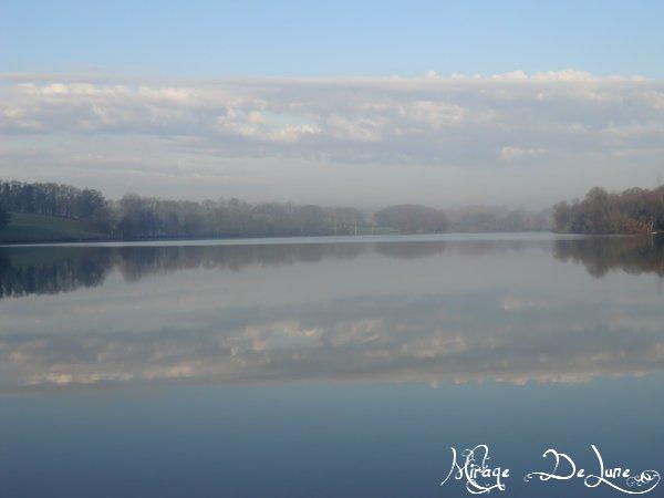 Petit retour sur mon lac...