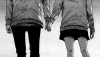 -Ne t'éloigne pas loin de moi.