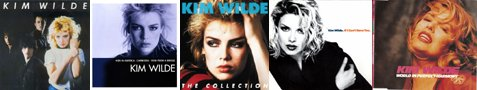 Kim Wilde source d'info