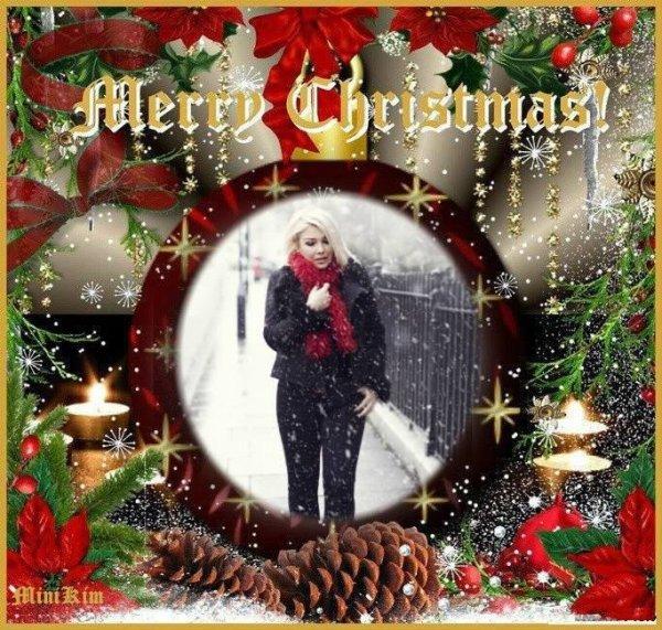 24 décembre: Joyeux Noel avec Winter Song de Kim Wilde