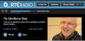 6 janvier 2014: interview en direct avec RTE en Irlande