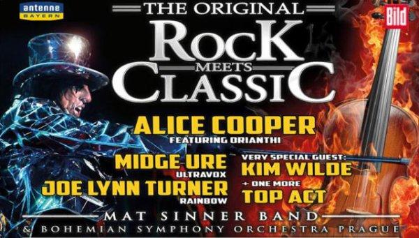 19 Mars Rock meets Classic bigBOX Allgäu, Kempten (Germany)