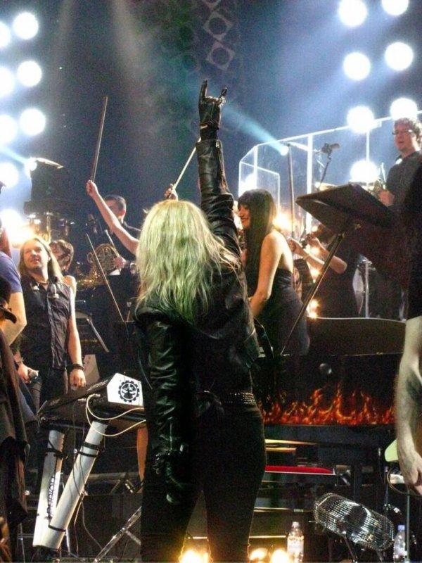01 Avril 2014: Rock meets Classic o2 World Hamburg, Hamburg (Germany)
