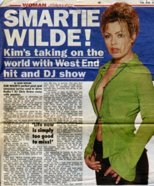 17 mai 1996: Smartie Wilde!