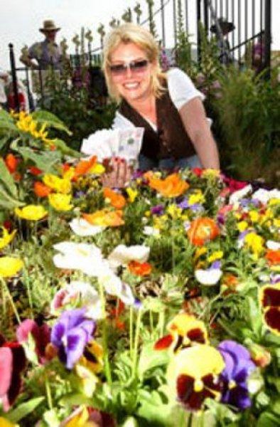 5 Juin 2005: Holker Garden Festival