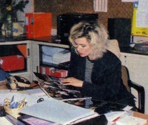 22 Juin 1988: Kim Wilde chosen by Michael Jackson