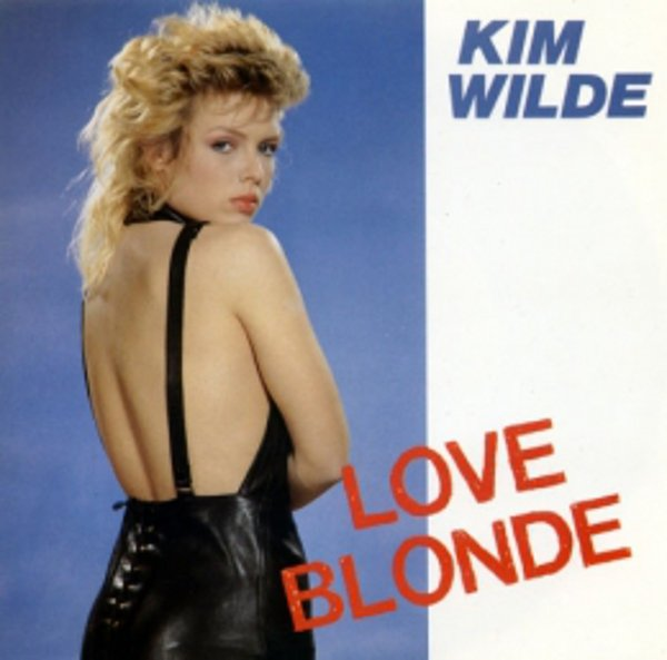 18 Juillet 1983: Love blonde