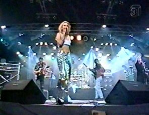 5 Septembre 1994: Kim Wilde live in Gross Gerau