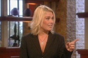 24 Septembre 2003: Des & Mel