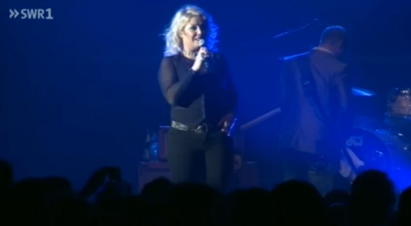 28 octobre 2012: Kim Wilde live in Stuttgart