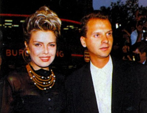 29 octobre 1989: Kim marries Calvin (?!)