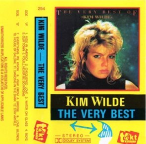 1 novembre 1984: The very best of Kim Wilde