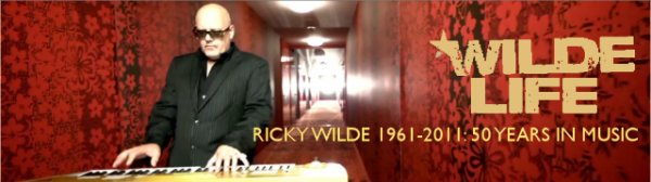6 novembre 2011: Ricky Wilde 1961-2011: 50 years in music