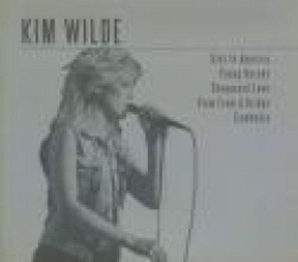 21 novembre 2005: Kim Wilde